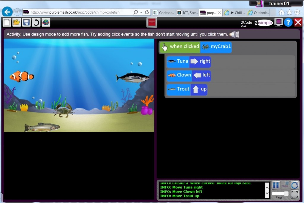 Image result for 2code fish